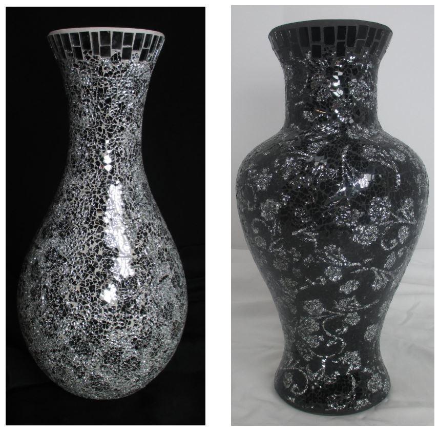Two Floor Vases