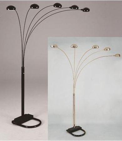 5 Head Spider Lamp